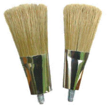 250  Freskopinsel mit M8 Schraube